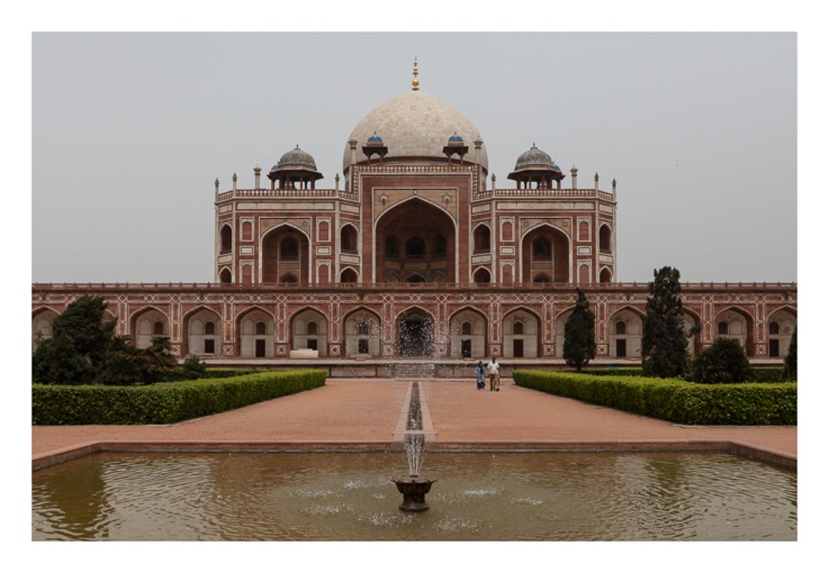 Humayans Tomb Delhi India