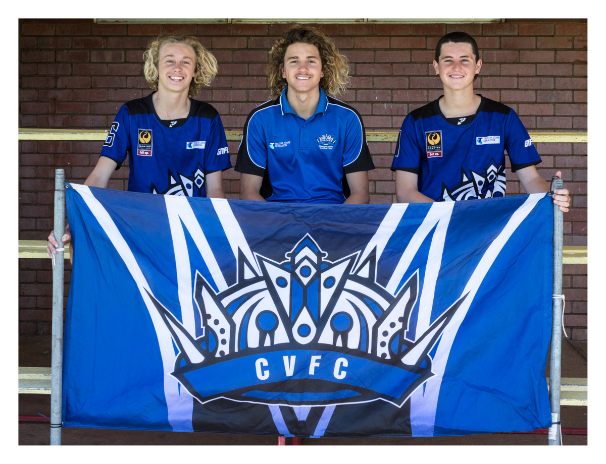 Telstra Campaign Chapman Valley Football club