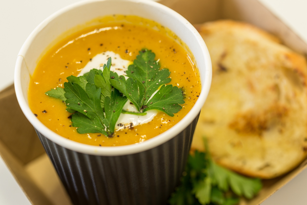 Pumpkin Soup photo from Flow vitality