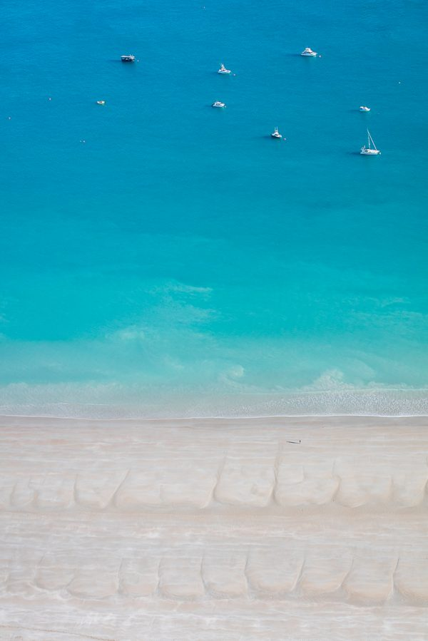 An aerial photo of Gantheaume Bay Broome