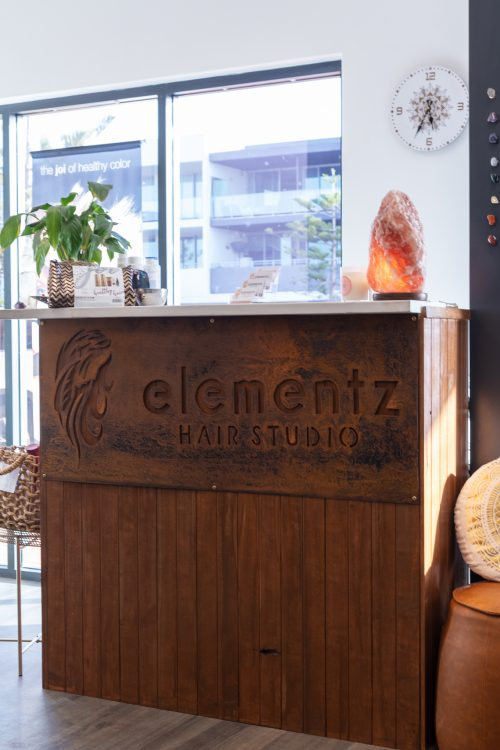 Personal Branding Photo of Elementz Hair Studio Geraldton
